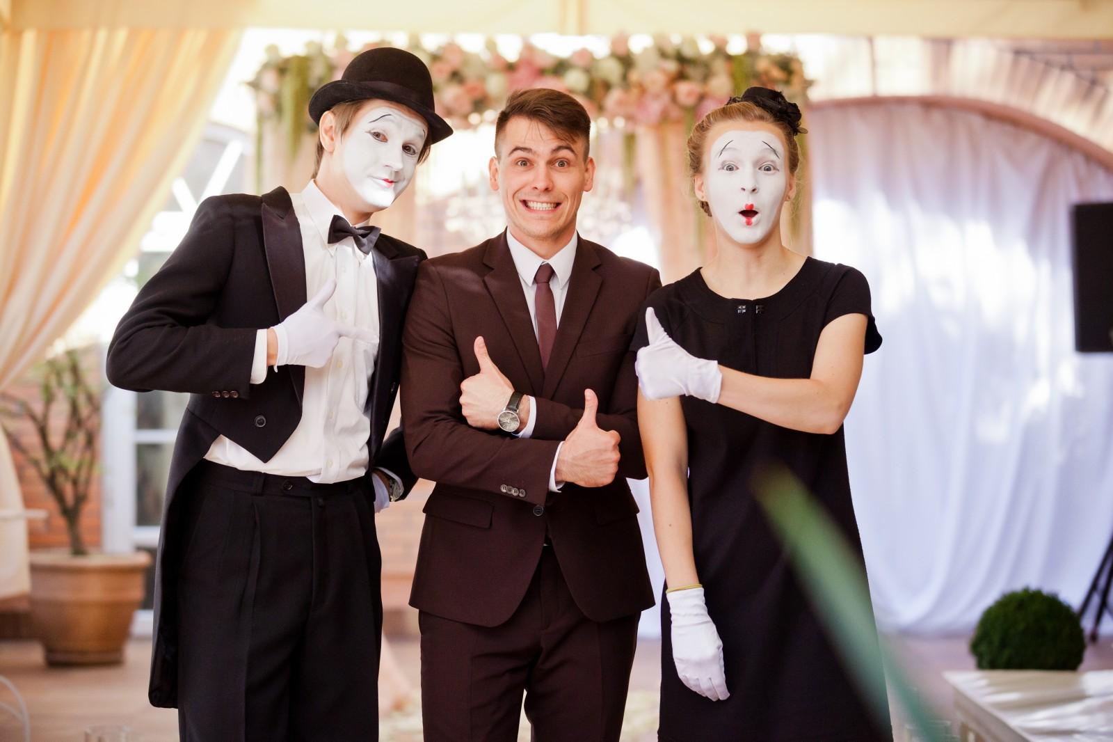 Как сделать свадьбу интересной и веселой?