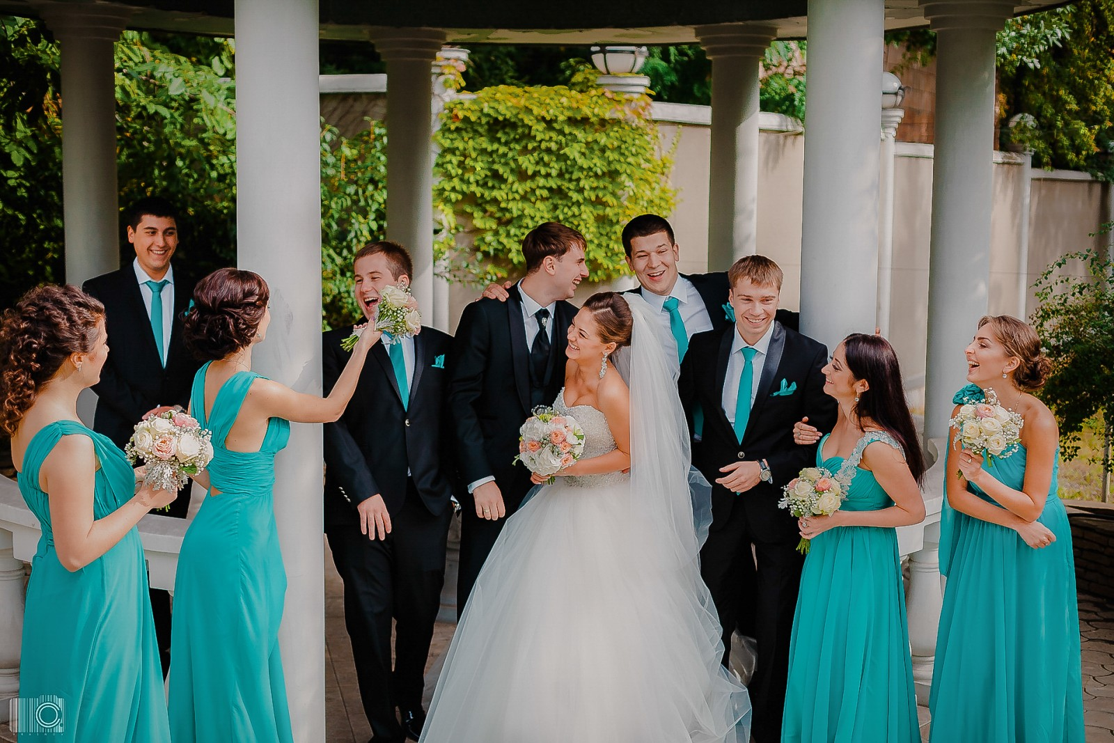 Общие свадебные фото