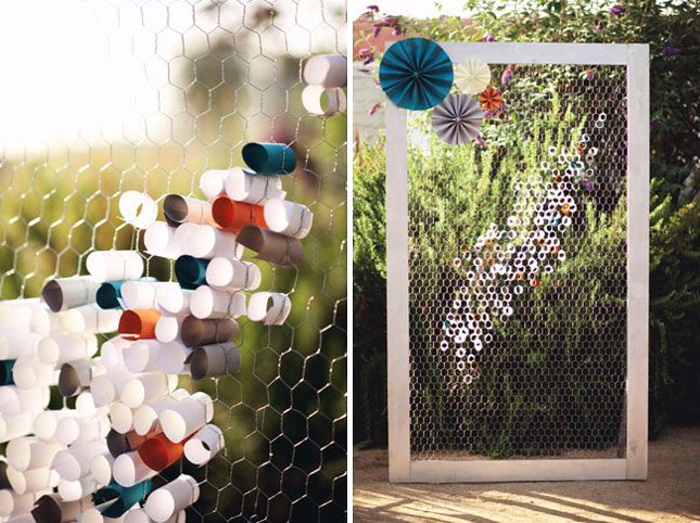 Guestbook-ChickenWire