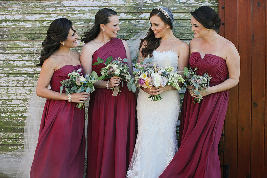 marsala wedding inspiration (4)