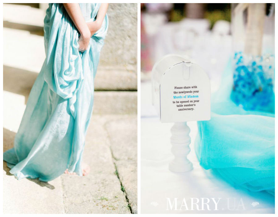 limpet shell blue wedding color inspiration 2016 (3)