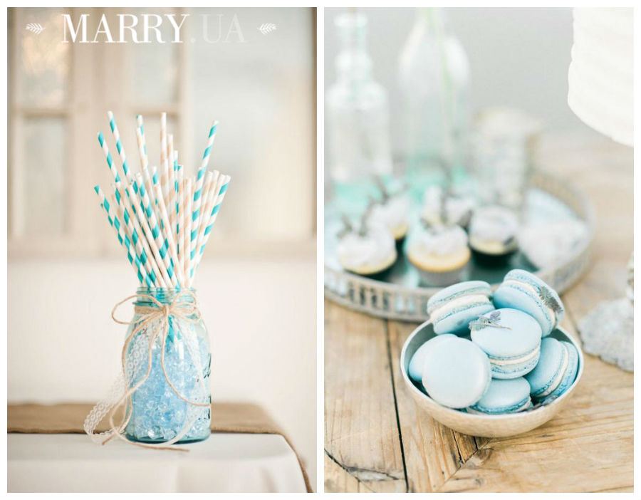 limpet shell blue wedding color inspiration 2016 (5)