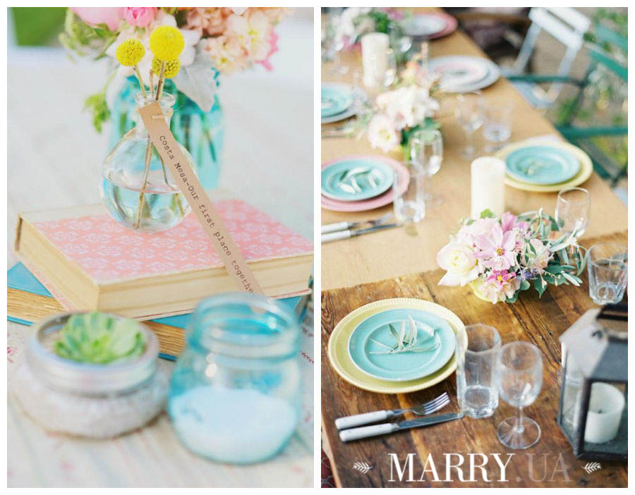 limpet shell blue wedding color inspiration 2016 (7)