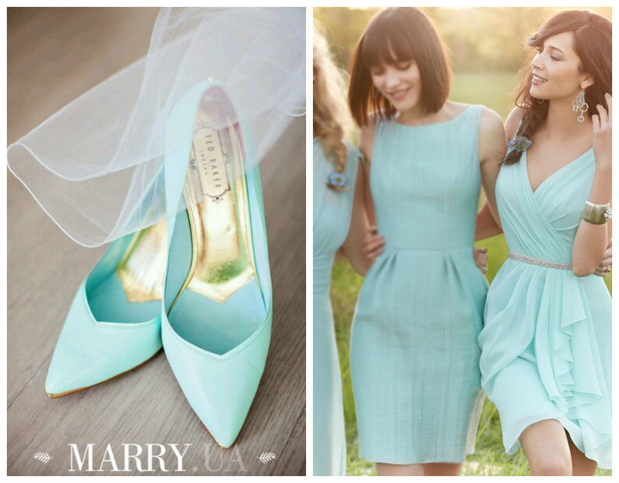 limpet shell blue wedding color inspiration 2016 (9)