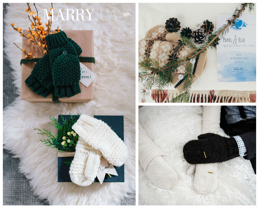 wedding winter mittens gloves (2)