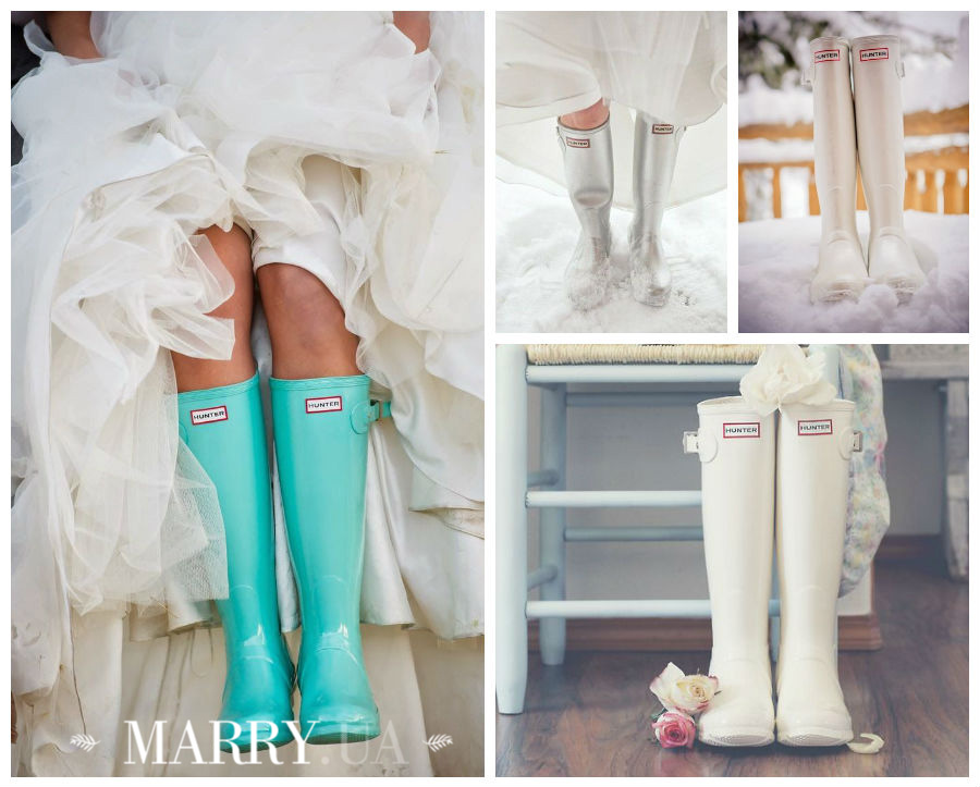 winter wedding boots, uggs, hunters (3)