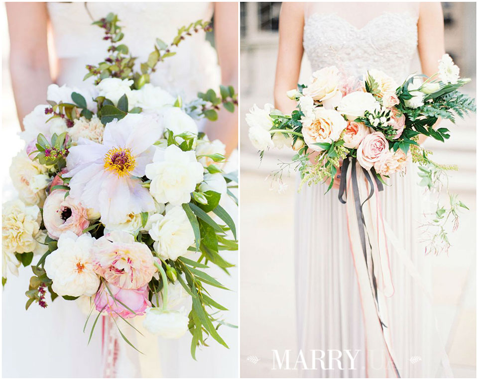 28 - Wedding bridal bouquet trends 2016 photo