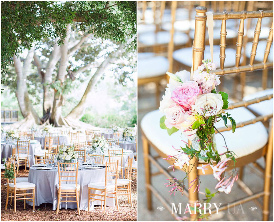 40 - wedding chiavari chairs decoration photo
