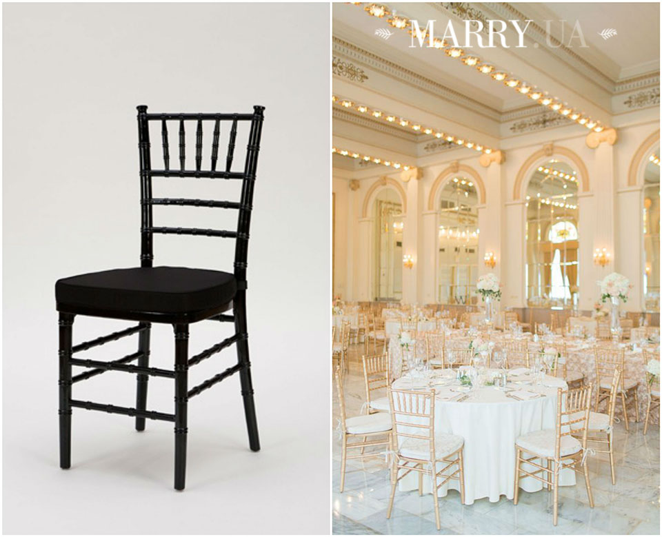 41 - wedding chiavari chairs decoration photo