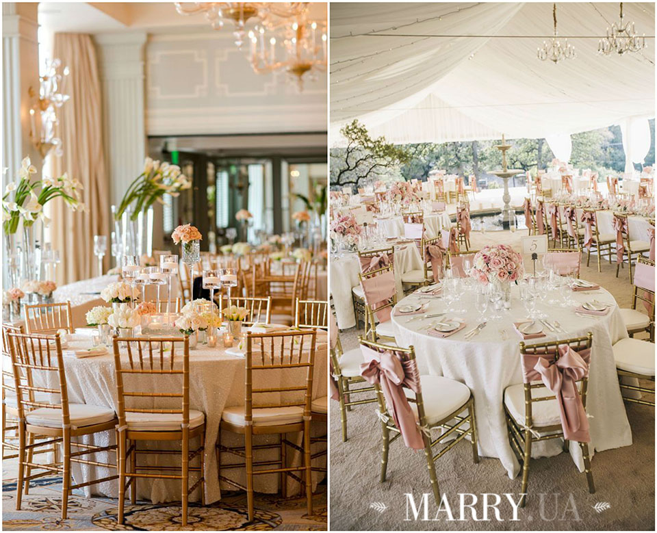 43 - wedding chiavari chairs decoration photo