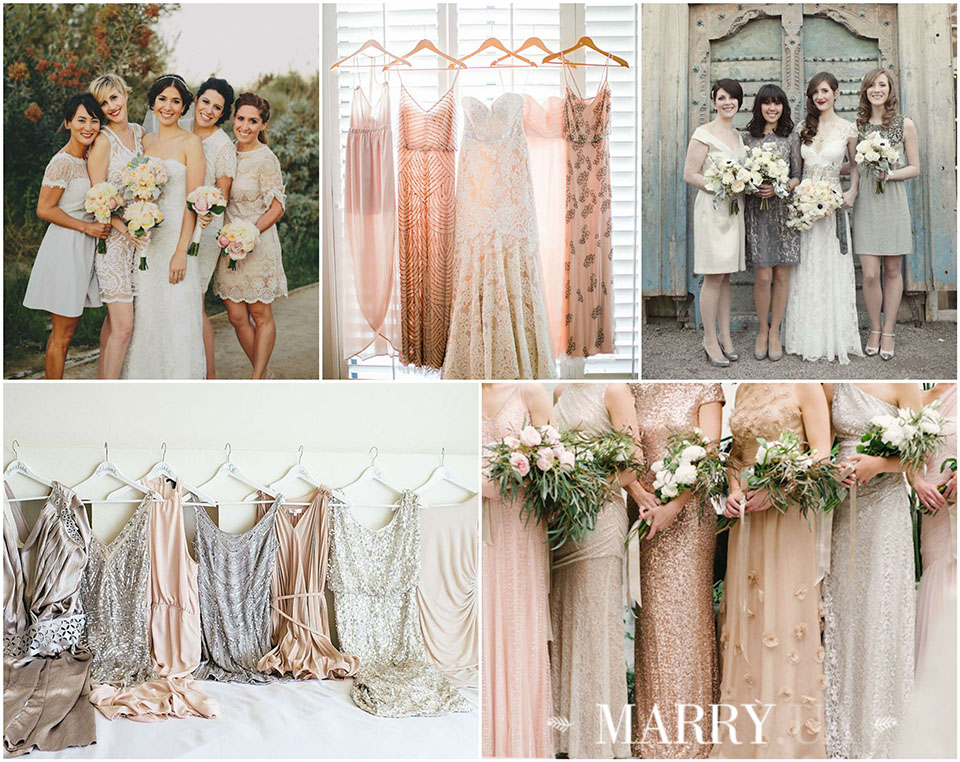 54 - mix and match bridesmaid dresses 2016, photo