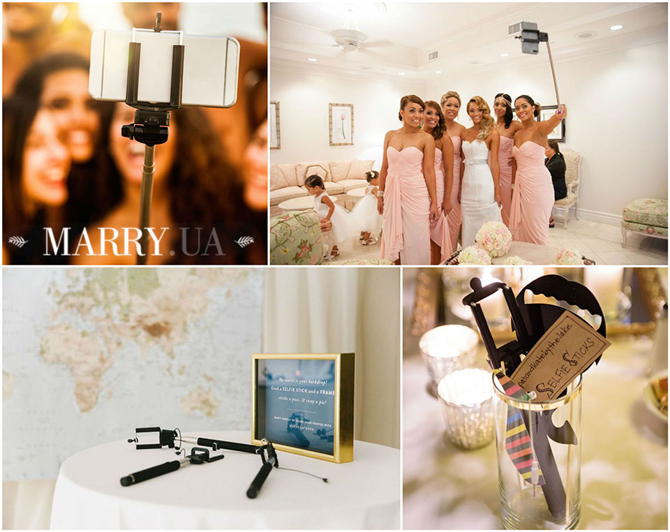58 - selfie stick, monopod for wedding  photobooth, photo