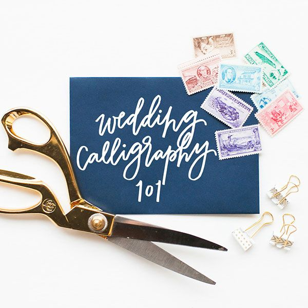 Calligraphy wedding trend 2016 2017 photo ideas (26)