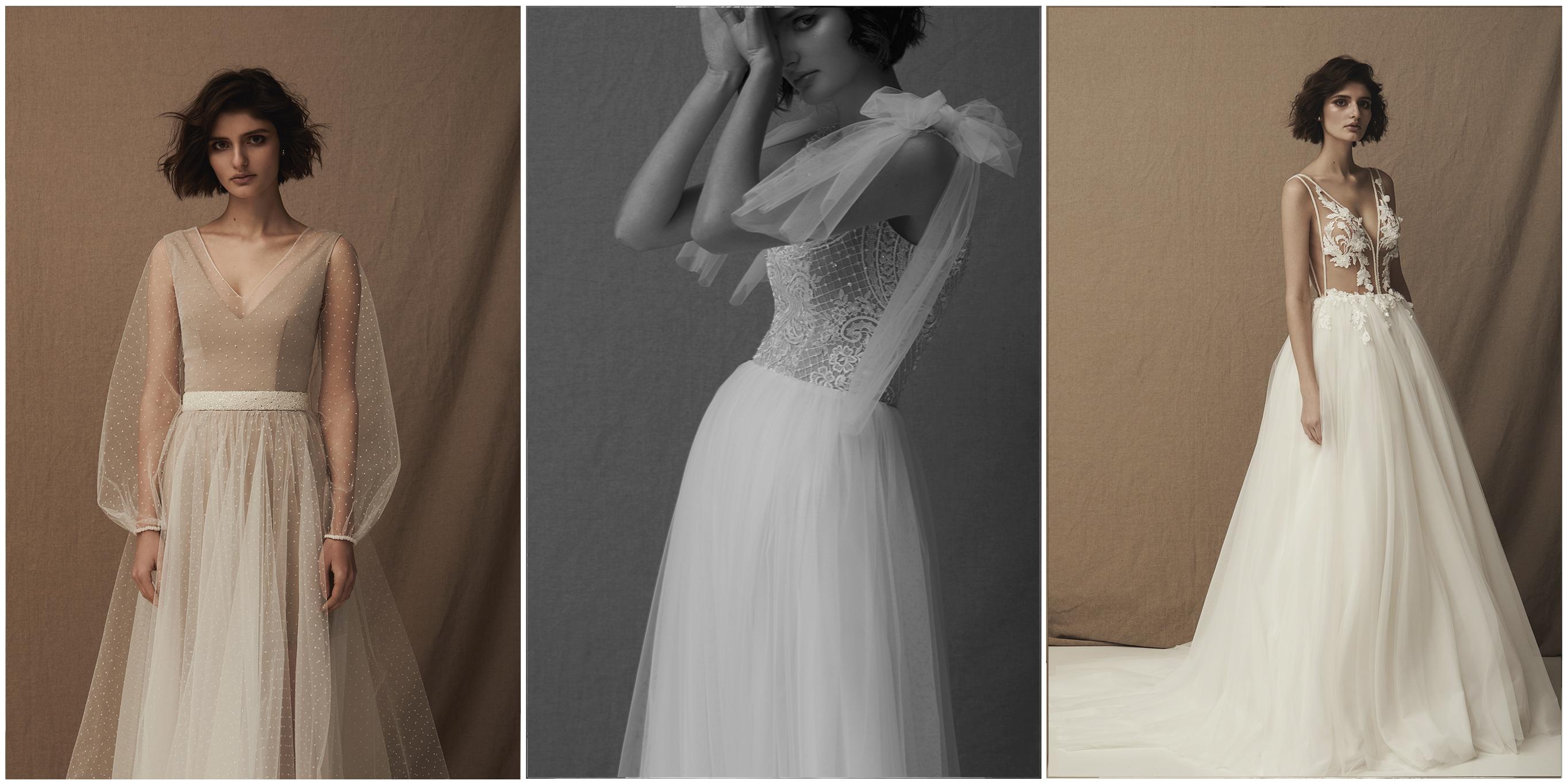 68f416399e6 Новая bridal коллекция СВАДЕБНЫХ ПЛАТЬЕВ TOTAL WHITE - Feelings. Total White  - FEELINGS - 1