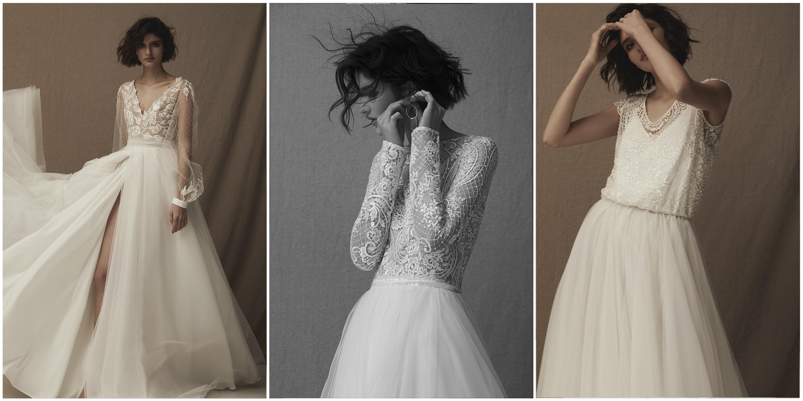 3b3fc60c595 Новая bridal коллекция свадебных платьев от бренда TOTAL WHITE ...
