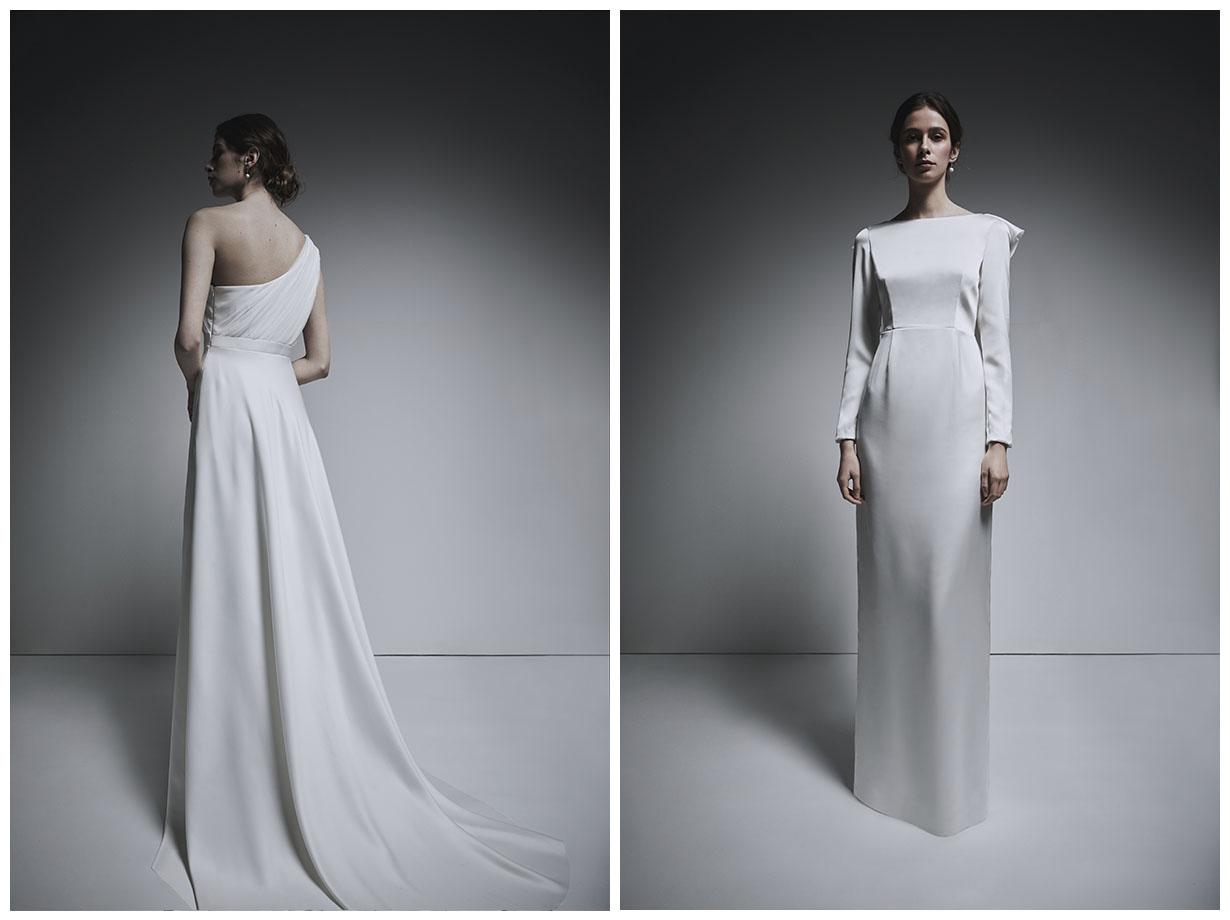 "7f60cdcda6f Purity"" - коллекция свадебных платьев 2019 от TOTAL WHITE ..."