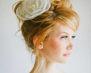 Свадебный макияж невесты для брюнеток с