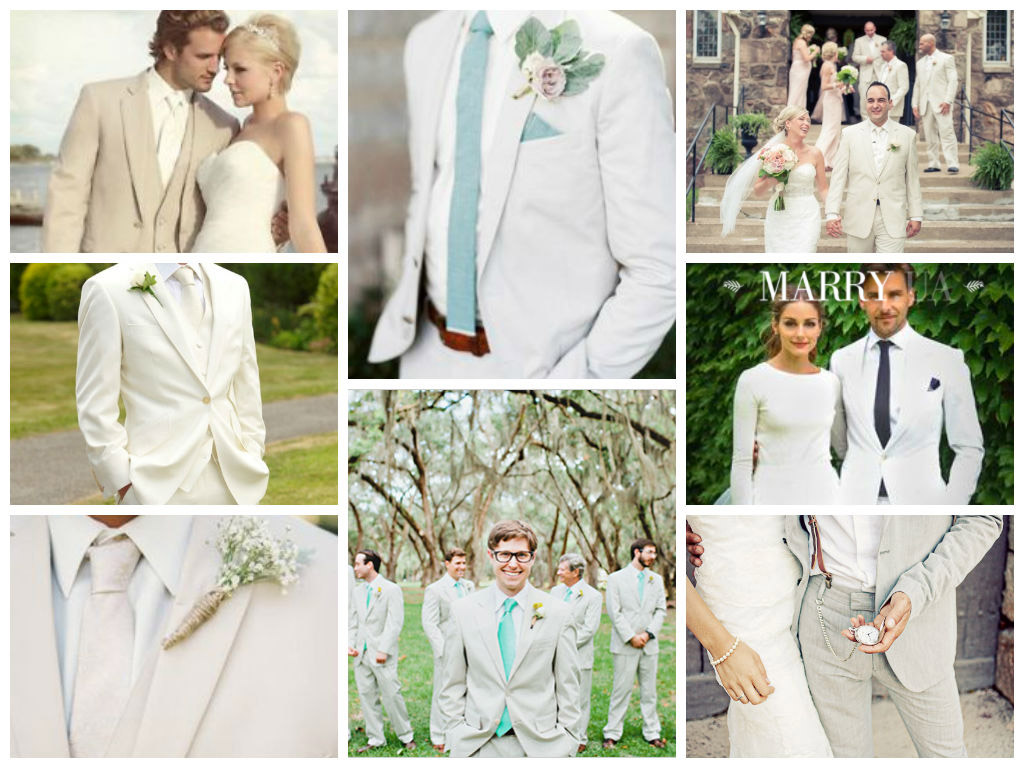 Костюм свадебный к кремовому платью