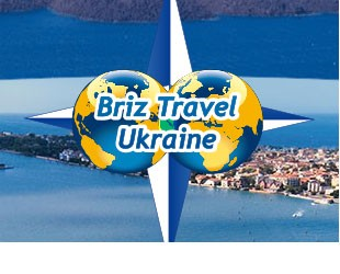 BRIZ TRAVEL UKRAINE - лого