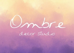 Ombre Decor Studio - лого