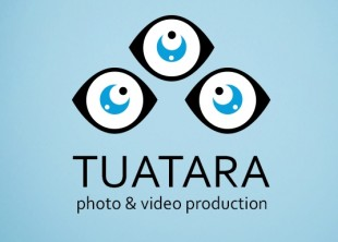 Tuatara photo & video production - лого