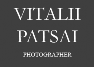 Photographer Vitalii Patsai - лого