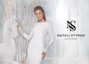 Natali Styran Wedding Dress ОПТ - лого