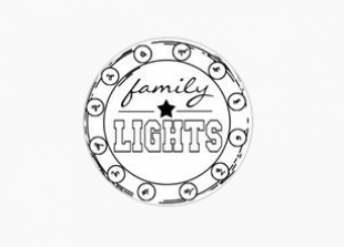 Family Lights - лого