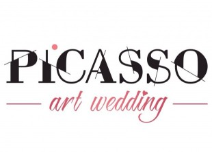 Picasso Art Wedding - лого