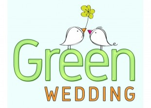 GREEN wedding - лого