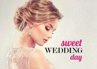 Sweet Wedding Day - лого