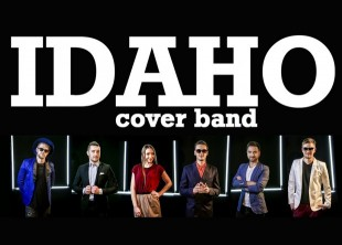 IDAHO cover band - лого
