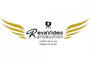 RevaVideo production - лого