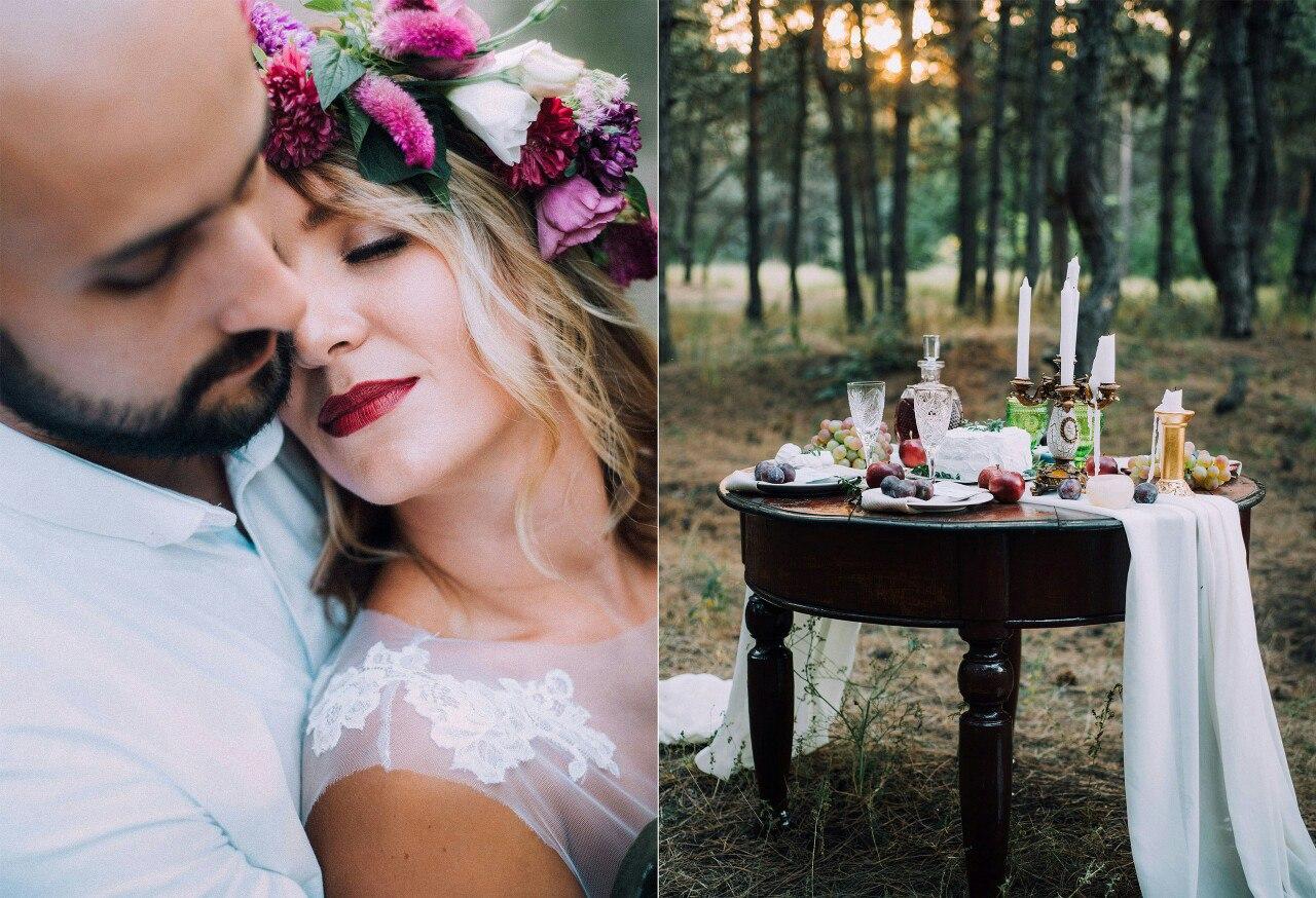 Свадьба в стиле интернета